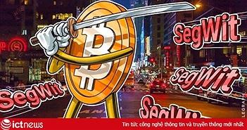 Giao thức SegWit chiếm tới một nửa số giao dịch Bitcoin