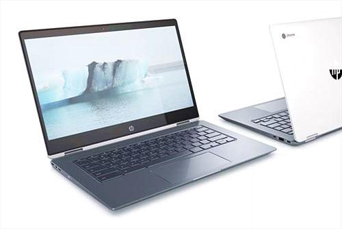 HP ra mắt Chromebook mỏng nhất thế giới, giá từ 599 USD