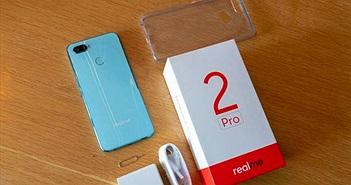 Mở hộp Realme 2 Pro: chip Snapdragon 660, RAM 8GB, ROM 128GB