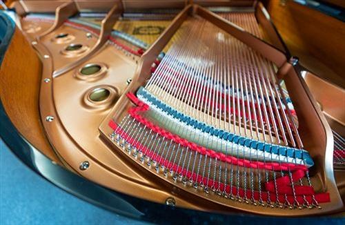 """Tìm hiểu đàn piano """"ma"""" Yamaha Disklavier Enspire duy nhất tại Việt Nam"""