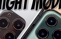 Cách chụp chế độ Night Mode trên iPhone 11