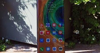"""Người dùng Huawei Mate 30 hết đường mơ mộng """"phá bỏ lời nguyền"""""""