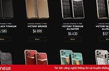 Caviar ra mắt iPhone 11 Pro siêu sang cho nhà giàu, rẻ nhất 102 triệu đồng