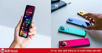 """""""Cha đẻ Android"""" tiết lộ mẫu smartphone mới với thiết kế độc lạ"""