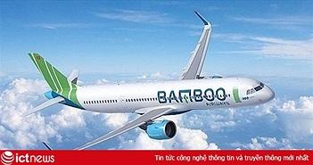 Thanh toán vé Bamboo Airways bằng thẻ nội địa NAPAS được hoàn tiền 200.000 đồng