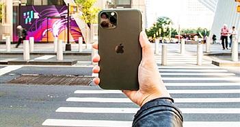 Với iPhone 11 Pro Max, Apple lần đầu tiên đánh bại Samsung