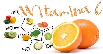 Vitamin C là gì? Liều dùng và công dụng của Vitamin C