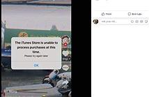 iPhone xuất hiện thông báo lạ, người dùng Việt không phải ngoại lệ