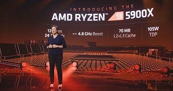 Zen 3 Ryzen 5000 mới của AMD: 'CPU chơi game tốt nhất thế giới'?