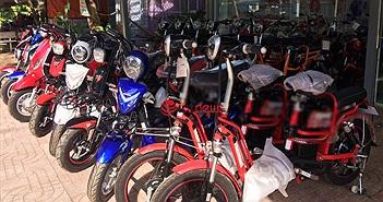 Nguy cơ từ xe đạp điện và linh kiện nhập lậu
