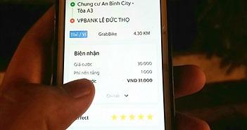 Xe công nghệ 'lén' thu thêm phí: Khách hàng bức xúc