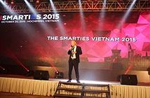 SMARTIES 2015: Chiến dịch tiếp thị di động xuất sắc đã có chủ