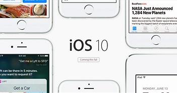 """Apple phát hành phiên bản iOS 10.2 beta, bổ sung ứng dụng """"TV"""""""