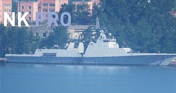 Kinh ngạc: Triều Tiên đóng được tàu chiến tàng hình