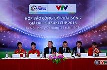 VTV công bố bản quyền AFF Suzuki Cup 2016