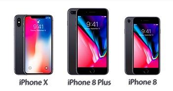Lên đời iPhone 8/ 8 plus/ iPhone x chỉ với 3,5 triệu đồng