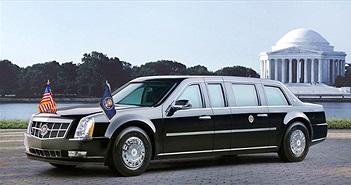"""Những điểm đặc biệt về """"siêu quái thú"""" Cadillac One của Tổng thống Mỹ"""