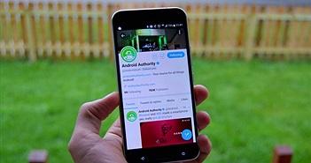 Twitter tăng giới hạn ký tự lên 280
