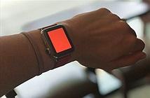 Biến Apple Watch thành đèn pin chiếu sáng