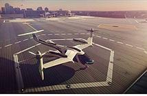 Uber hợp tác NASA phát triển taxi bay