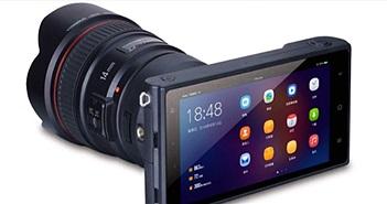 Khám phá máy ảnh dùng ống kính Canon, chạy Android