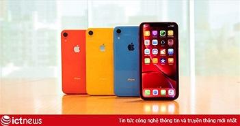 Apple giảm sản lượng iPhone XR không phải vì doanh số ế ẩm?
