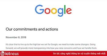 """CEO Sundar Pichai đang hạn chế văn hóa """"tiệc tùng"""" và """"nhậu nhẹt"""" tại Google sau cuộc biểu tình"""