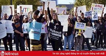 Google thay đổi chính sách nội bộ sau vụ 20.000 nhân viên biểu tình