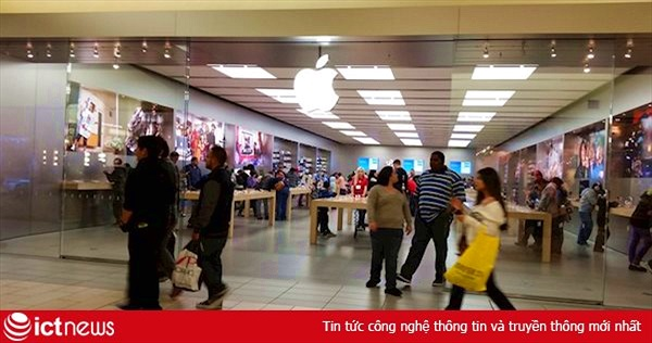 Nhân viên Apple Store bị đuổi vì ăn cắp ảnh trong điện thoại khách