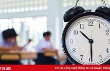 Nhiều trường học ở Anh đã loại bỏ đồng hồ kim vì học sinh phụ thuộc công nghệ đến nỗi không biết xem giờ
