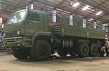 Việt Nam tiếp nhận loạt xe tải quân sự, ngựa thồ siêu khỏe từ Nga