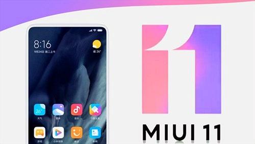 """Xiaomi mới bổ sung 12 smartphone được """"lên đời"""" MIUI 11"""