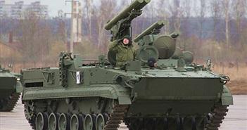 Khrizantema-S: Sát thủ diệt tăng vô đối của Quân đội Nga