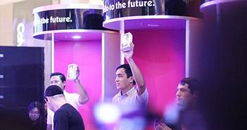 Ngày hội mở bán iPhone X lớn nhất Việt Nam