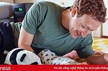 """20 lần Mark Zuckerberg chứng minh """"gia đình là số 1"""""""