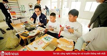 Canon truyền tải giá trị nhân văn của nhiếp ảnh qua Help Portrait Việt Nam