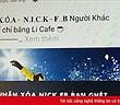 Dịch vụ 'die nick' Facebook quảng cáo rầm rộ tại Việt Nam