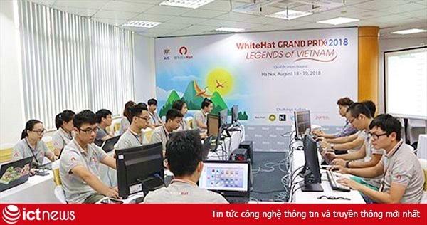 Lùi thời gian thi Sơ loại cuộc thi An toàn không gian mạng toàn cầu WhiteHat Grand Prix 06