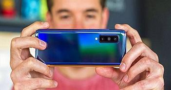 Smartphone Samsung màn hình gập mới sẽ có camera 108MP