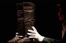 Bốt cao cổ của Napoleon bội thu trong phiên đấu giá