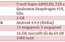 Đánh giá smartphone Samsung Galaxy A5