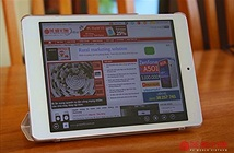 Mở hộp tablet thương hiệu Việt đầu tiên chạy Windows 8.1