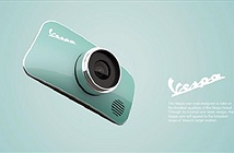 Khám phá những chiếc máy ảnh độc đáo mang phong cách Vespa
