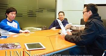 Phỏng vấn Li On - người đưa ra ý tưởng về Music Player Lumïn