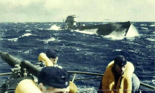 Tàu ngầm Đức và nổi khiếp sợ của Thủ tướng Anh Churchil