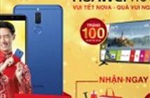 Huawei Việt Nam điều chỉnh giá một loạt sản phẩm mừng năm mới