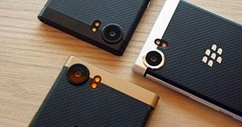 BlackBerry giới thiệu KEYOne màu vàng đồng: hoàn thiện bộ sưu tập sắc màu