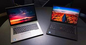 Lenovo nâng cấp ThinkPad X1: màn hình 3K, Intel Core i thế hệ 8