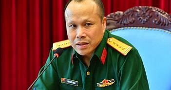 Lãnh đạo Viettel về làm Phó tư lệnh Tác chiến Không gian mạng