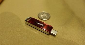 SanDisk ra mắt USB-C dung lượng 1 TB nhỏ nhất thế giới